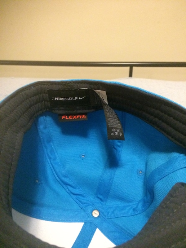 2cda40b041aba Used Blue Nike golf hat for sale in Norcross - letgo