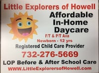 Daycare services