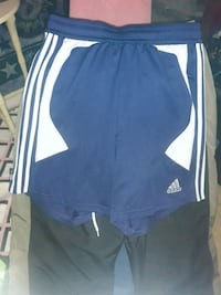 blue and white Adidas track pants Akron, 44305