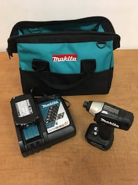 Makita Impact Wrench Xdt15 - cordless hand drill with bag Murray, 84107