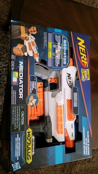 Brand new NERF mediator toy.. Fairfax, 22030