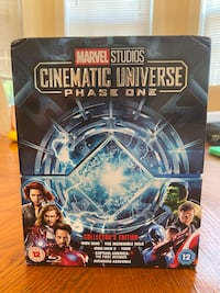 Marvel Phase One Blu-Ray Set Annandale, 22003