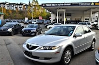 Team West Auto Group 2004 Mazda 6 i V4 Local No accident One owner Dealer serviced mazda6 Coquitlam
