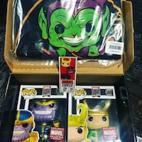 XMas Gift Funko Pop Marvel Collectors Corps 80 Years Box Vancouver, V5S 1H2