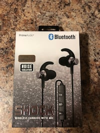 Prime Audio Wireless Bluetooth Earbuds Washington, 20016