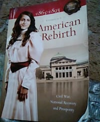 American Rebirth Sisters in time 4 in 1 book  Shippensburg, 17257