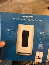 New Honeywell Wi-if Camera Albuquerque, 87102