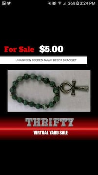 Unk beeded bracelet Ellicott City, 21043