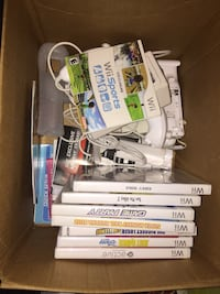 Wii games and accessories Kennesaw, 30144