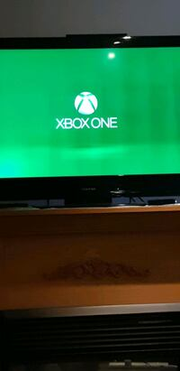 xbox one with controller.. watch & game