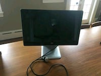 HP 2309p 23 inch widescreen gaming monitor with HD Washington