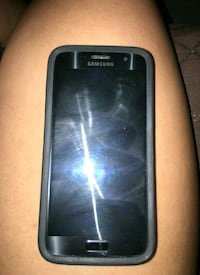black Samsung Galaxy android smartphone Loris, 29569