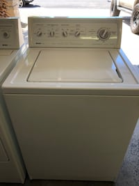 Kenmore Series 80 HD Washer & Dryer Mesa