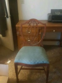 brown wooden table with chairs Fresno, 93705