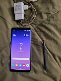 Galaxy Note 8 unlock 64gb and you can add extra storage memory card