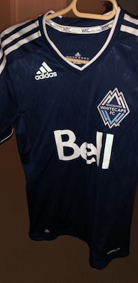 Vancouver Whitecaps soccer jersey