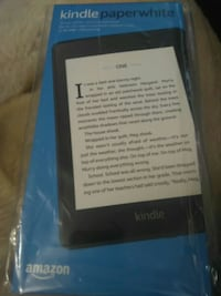 Unopened New Kindle paperwhite waterproof  Toronto, M4B 1A9