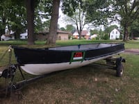 Boat with trailer  Chatham-Kent, N0P 1M0