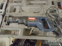 Ryobi Variable Speed Sawzaw Norfolk, 23503