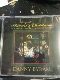 Songs of Advent of Christmas by Danny Byram CD cas Lorton, 22079