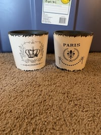 London and Paris Candles