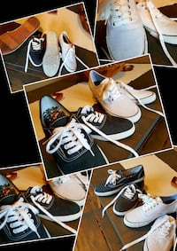 2 pairs of MOSSIMO sneakers  Guelph, N1H 5N1
