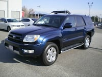 2004 Toyota 4Runner 4dr Limited V8 Auto 4WD Surrey