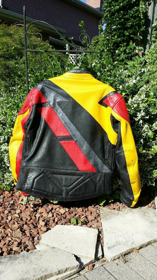 Motorcycle Jacket. Excellent condition  71814d83-d5db-4e4a-8d47-8632dbcc796d