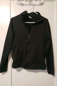 Athletic works womens zip up sweater jacket