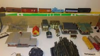 Vintage Tyco train and accessories  Brighton, 48116