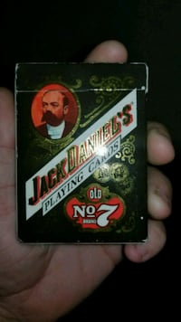 Vintage Jack daniels playing cards Frederick, 21702