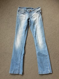 Blue Denim Stonewashed Jeans Neumünster, 24534