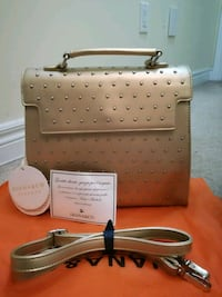Diana&co,Firenze, beautiful golden studded bag Mississauga, L4Z 4K5