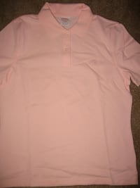 WOMEN'S PINK AROURS BROTHERS POLO  Toronto