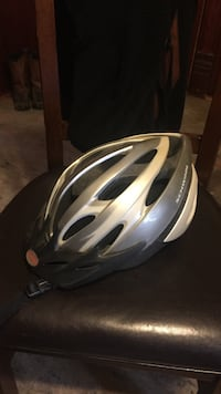 silver and black bicycle helmet Great Bend, 67530