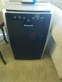 black and gray Honeywell portable air cooler Redmond, 98052