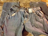 Boys carpenter jeans size 14 husky 31x27 Sioux Falls, 57104