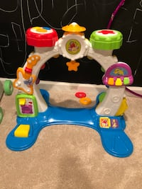 Playskool rocktivity sir and crawl music player Baltimore, 21236