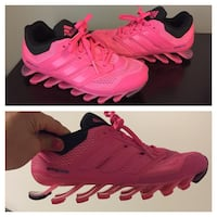 Adidas springblade running shoes US size 6 1/2