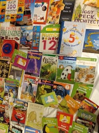 Large Lot of children's books (100)