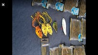 Fishing lures Albany, 94706