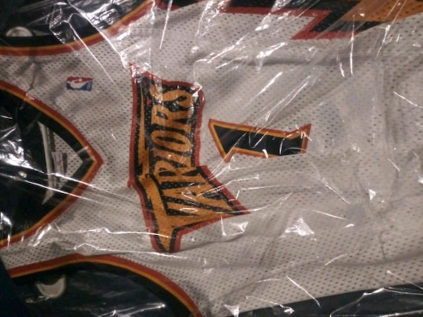 b8cda41aff2d Used Ultra rare mugsy bogues signed warriors jersey for sale in ...