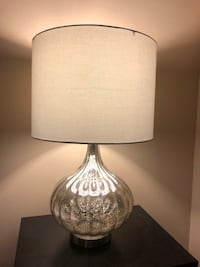 white and gray table lamp San Diego, 92109