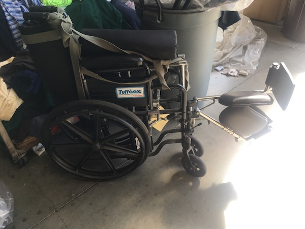 Tuffcare Wheelchair