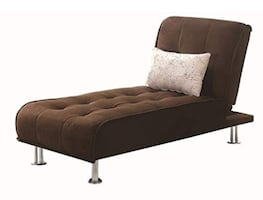 Coaster sleeper couch and chaise