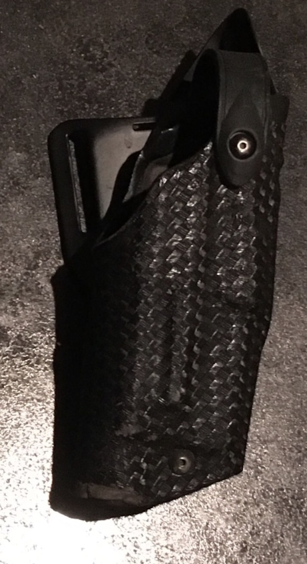 Safariland Threat level 3 holster