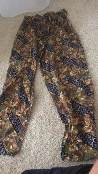 Men's medium Duck Dynasty Sleep pants Pearl, 39208