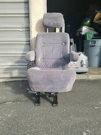 Used Toyota Van Rear Captains Chairs For Sale In Alhambra
