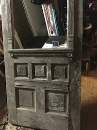 gray and black wooden cabinet Madison, 47250