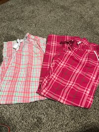 2 Cute Juniors Old Navy Brand NightPants Size Small - both for $5 Chillicothe, 45601